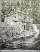Grist Mill - 2013